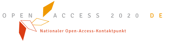 National Contact Point Open Access OA2020-DE